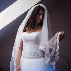 Wedding photographer Alina Kuzmenko (alinamalinaa). Photo of 09.08.2016