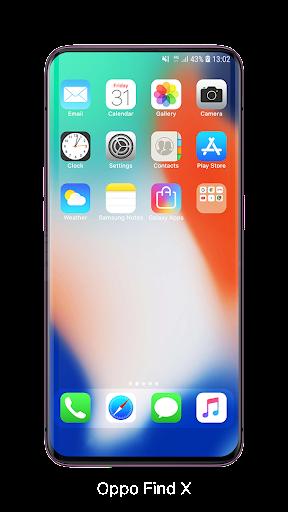 Launcher iOS 12 2.2.9 screenshots 8