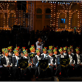 Orchestra by Manabendra Ghosh - People Musicians & Entertainers