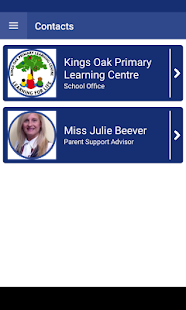 Kings Oak Primary Learning Centre (S73 8TX)- screenshot thumbnail
