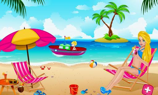 休閒必備免費app推薦|ビーチでのママ新生児線上免付費app下載|3C達人阿輝的APP