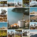Coffee Collage - Facebook Post item