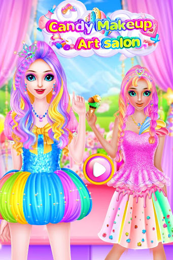 Candy Makeup - Art Salon  screenshots 1