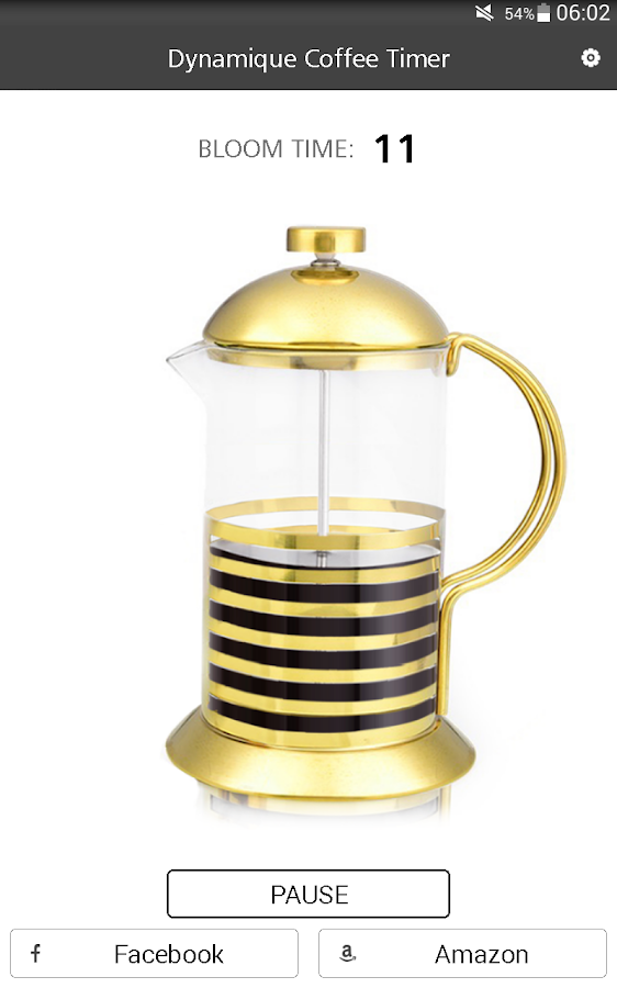 French Press Coffee Maker With Timer : Dynamique Coffee Timer - Android Apps on Google Play