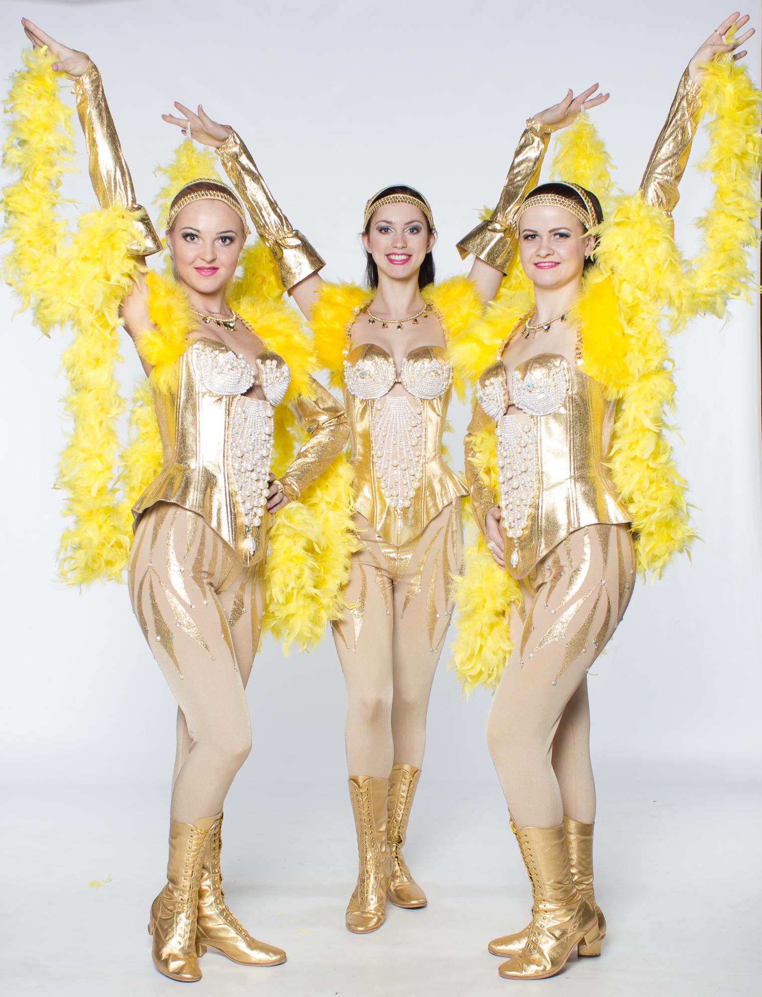Шоу-балет Glamour в Самаре