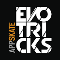 EVOTRICKS APP SKATE icon