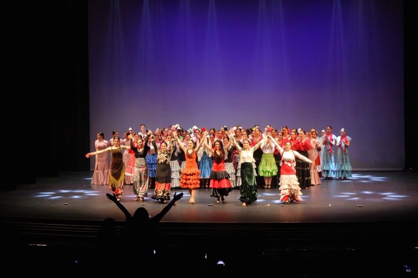 Gala Conservatorio de Danza Kina Jiménez
