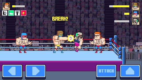 Rowdy City Wrestling Mod Apk (Unlimited Credits) 2