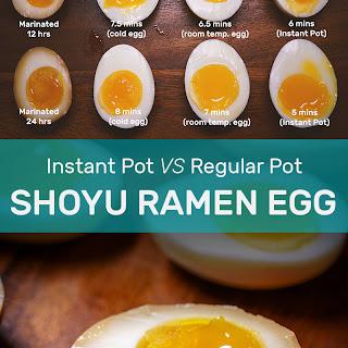 Shoyu Ramen Egg Recipe