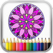 Mandala Coloring Book 4 Adult