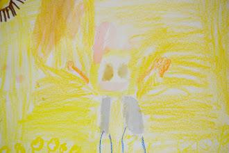 Photo: Seann D.M.N. Thomas - Age 7 Bond Hill Academy Cincinnati, Ohio, U.S.A.