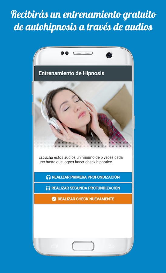 Hipnodieta- screenshot
