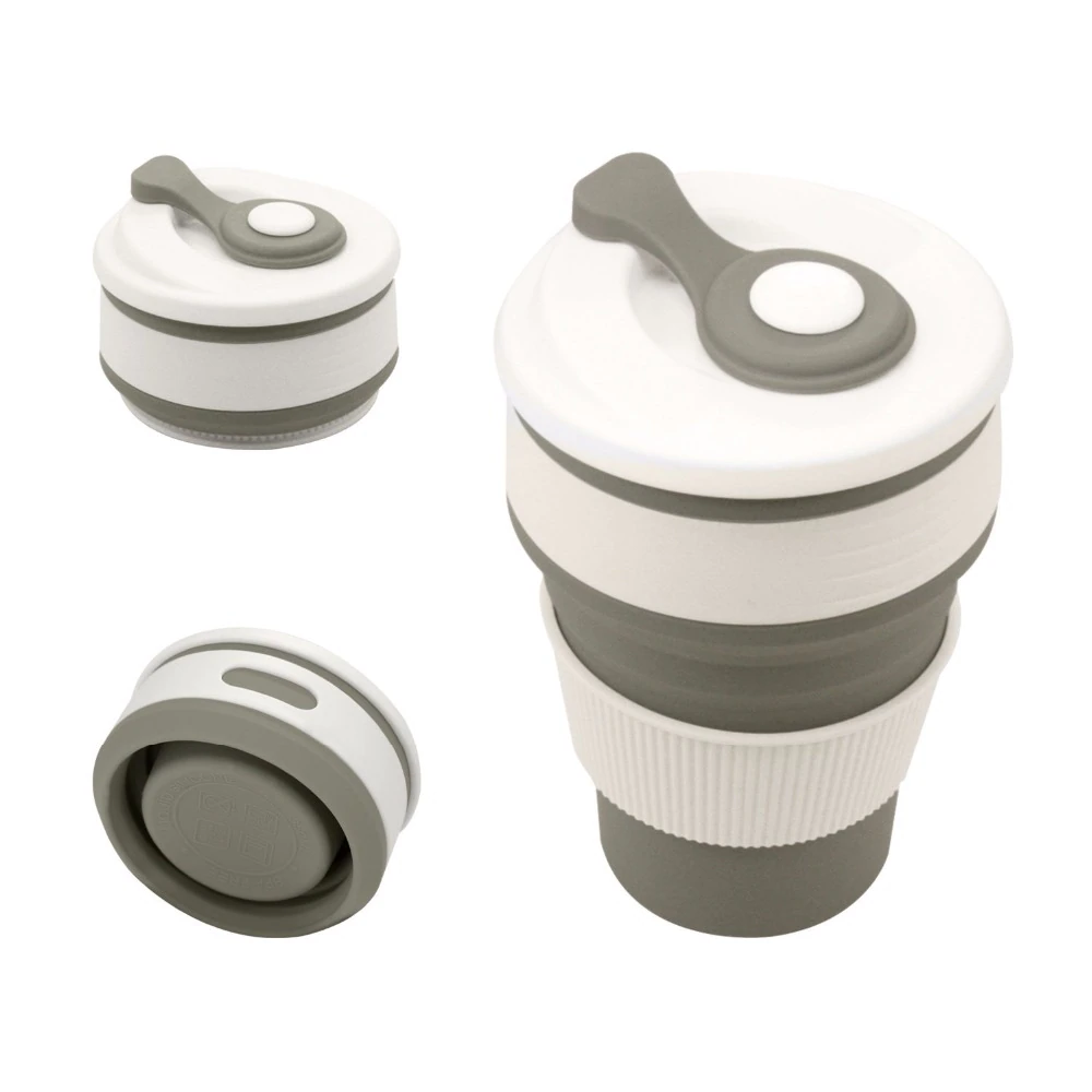Collapsible Travel Coffee Mugs