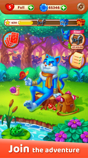 Cat Heroes: Puzzle Adventure 44.3.2 screenshots 5