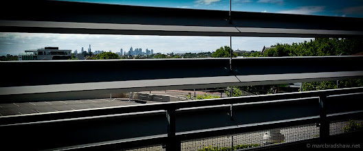 Photo: View of Melbourne