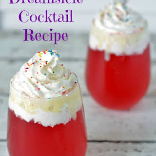 Dreamsicle Cocktail.
