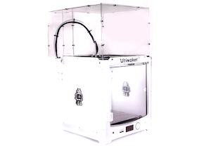 Ultimaker 2 + Enclosure Kit