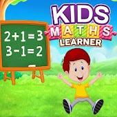 Kids Maths Learner - Kids Learning Game