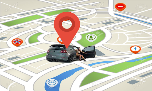 Gps navigation-maps route finder location tracker- screenshot thumbnail