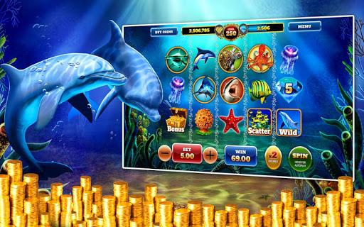 Dolphin's Treasures Free Slots