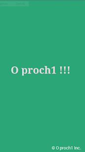 O PROCHIN - náhled