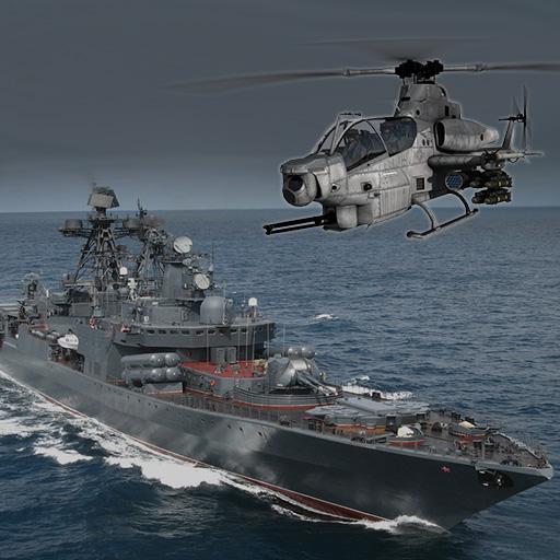 海軍ストライク操作 動作 App LOGO-APP試玩