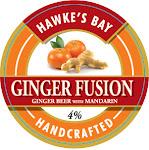 Hawkes Bay Ginger Fusion