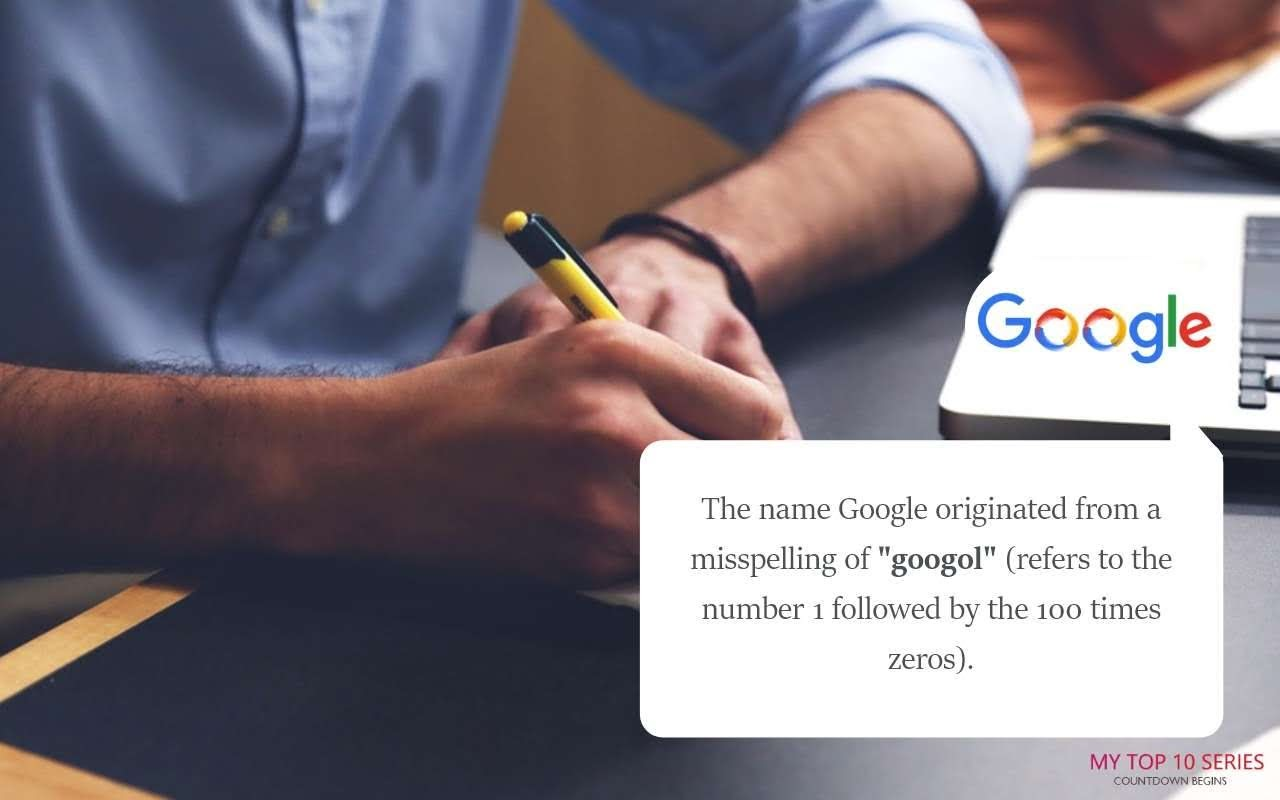 google facts 5