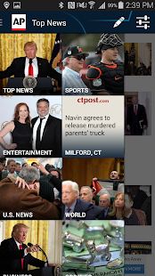 AP Mobile - Breaking News- screenshot thumbnail