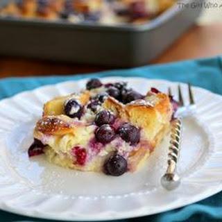 Blueberry Croissant Puff Recipe