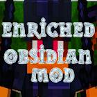Enriched Obsidian Mod Minecraft icon