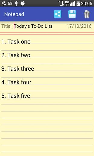 Notepad ss2
