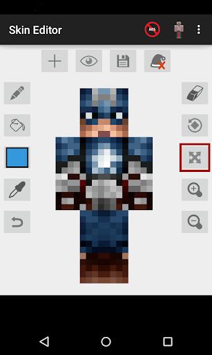 Skin Editor for Minecraft 2.2.6 screenshots 9