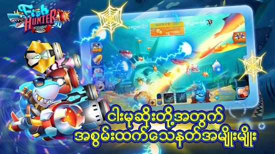 Fish Hunter - KoTaNgar 3D - náhled