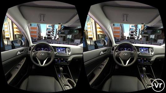 Hyundai Tucson VR screenshot 1