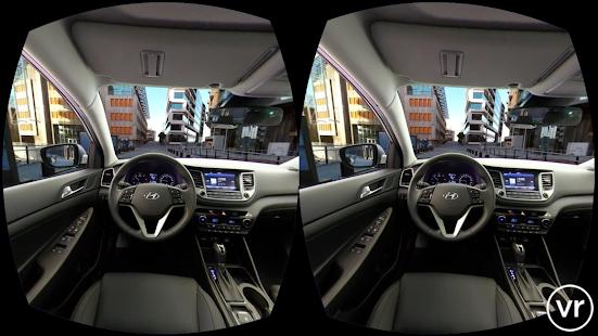 Hyundai Tucson VR screenshot