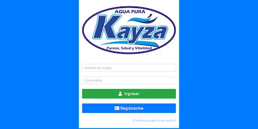 Kayza Agua Pura screenshot 1