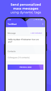 TextBlast Bulk SMS 3