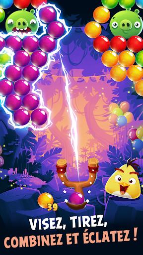 Angry Birds POP Bubble Shooter  captures d'u00e9cran 2