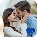 Europe Mingle - Dating Chat with European Singles icon
