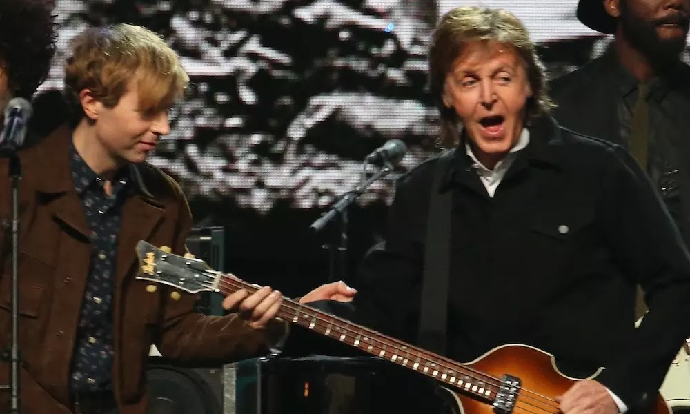 Find My Way de Beck y Paul McCartney