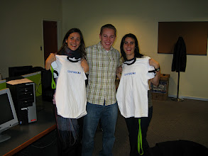 Photo: OpenSocial T-shirts are hot!