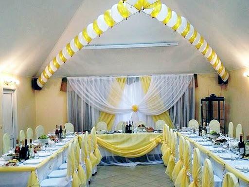Свадьба на природе в «Загородный клуб «Солярис»» 2