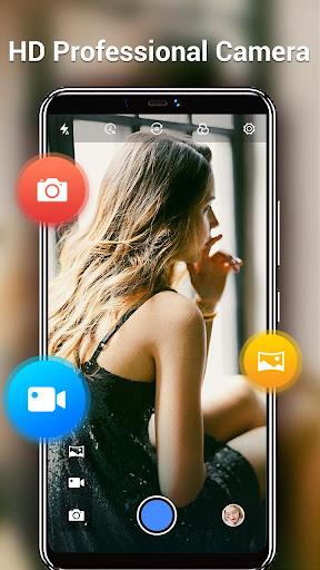 HD Camera for Android 5.0.0.0 screenshots 4