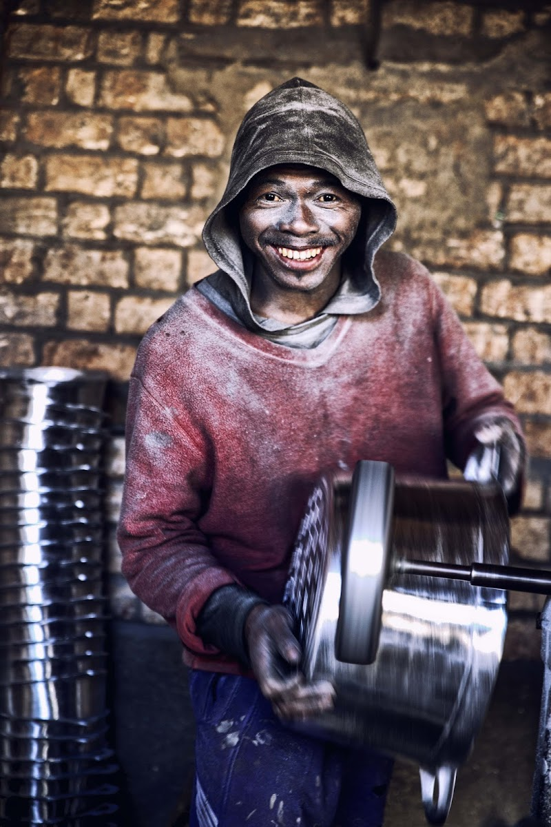 fabbricazione artigianale di pentole di Jackass1991