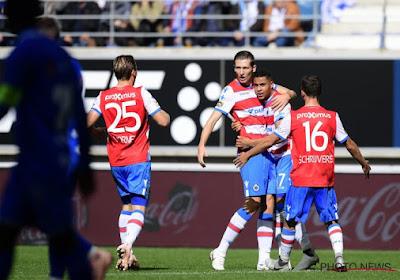Après Vossen, le Club de Bruges sera privé d'un autre élément essentiel contre l'AS Monaco