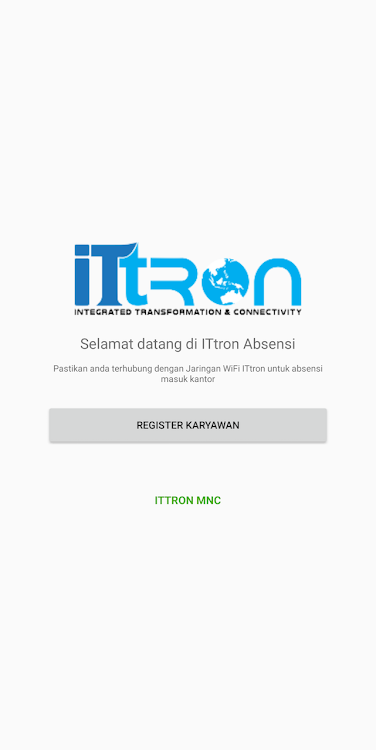 ITtron Absensi – (Android Apps) — AppAgg