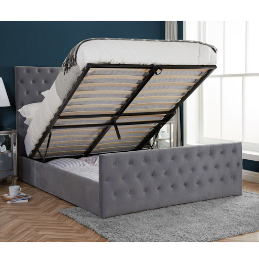 Amazing Birlea Marquis Ottoman Bed Frame Big Brand Beds Ncnpc Chair Design For Home Ncnpcorg