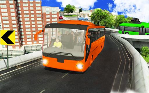 2019 Megabus Driving Simulator : Cool games 1.0 screenshots 21