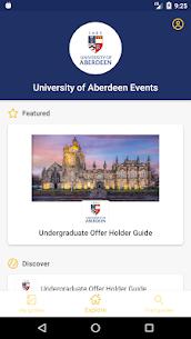 University of Aberdeen Guide 1.1.3 Mod APK (Unlock All) 2